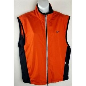VTG Nike Windbreaker Jacket Vest Cycling 90's Sz M